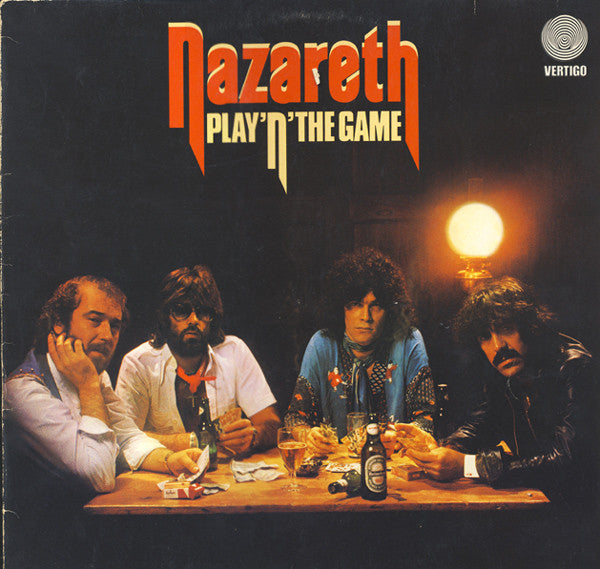 Nazareth ‎– Play 'N' The Game