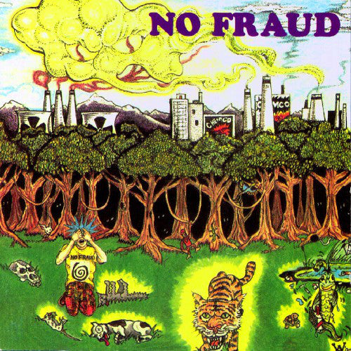 No Fraud ‎– No Fraud