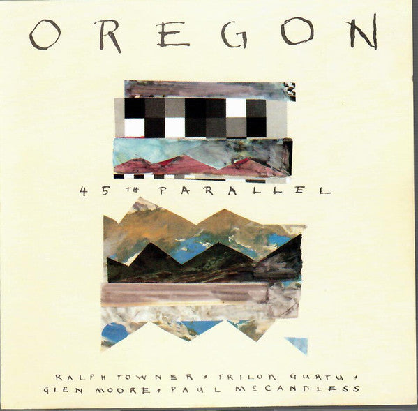 Oregon ‎– 45th Parallel