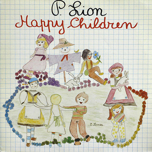 P. Lion ‎– Happy Children