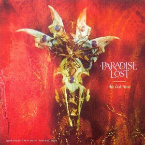 Paradise Lost ‎– The Last Time