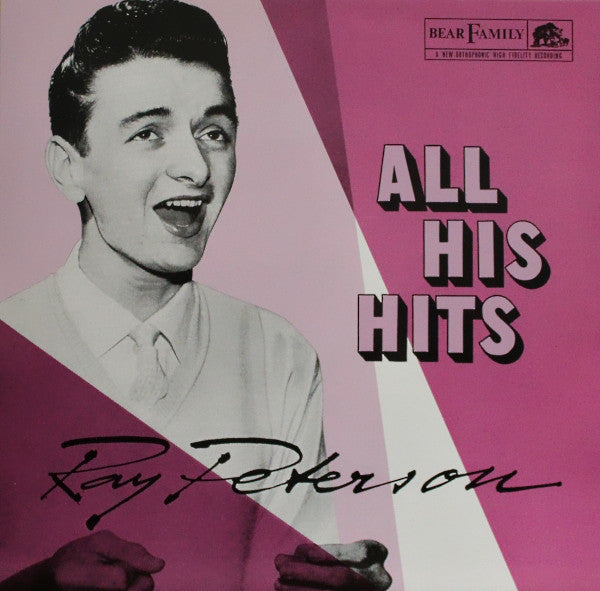 Ray Peterson ‎– All His Hits