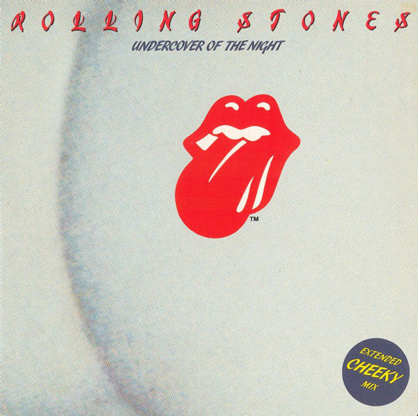 Rolling Stones ‎– Undercover Of The Night (Extended Cheeky Mix)