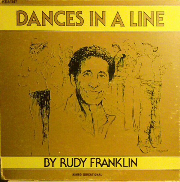 Rudy Franklin ‎– Dances In A Line