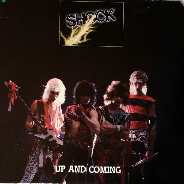 Shock ‎– Up And Coming