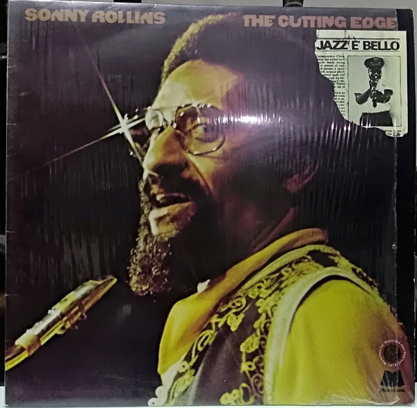Sonny Rollins ‎– The Cutting Edge