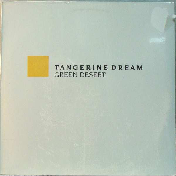 Tangerine Dream ‎– Green Desert