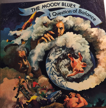 The Moody Blues ‎– A Question Of Balance