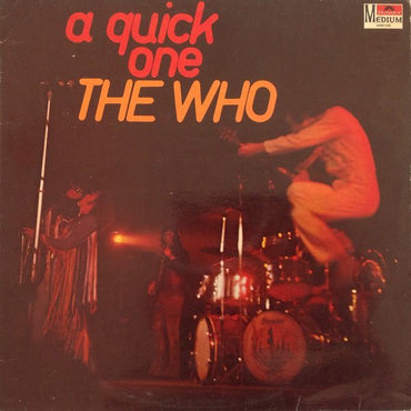 The Who ‎– A Quick One
