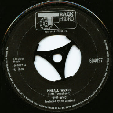 The Who ‎– Pinball Wizard