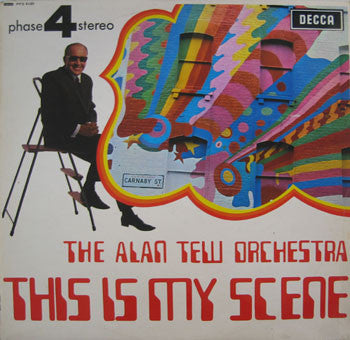 The Alan Tew Orchestra ‎– This Is My Scene