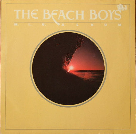 The Beach Boys ‎– M.I.U. Album