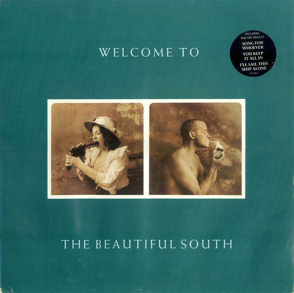 The Beautiful South ‎– Welcome To The Beautiful South
