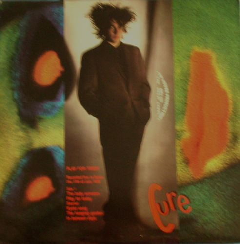 The Cure ‎– Play For Today