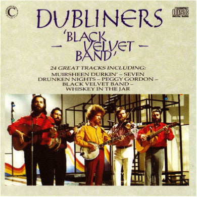 The Dubliners ‎– Black Velvet Band