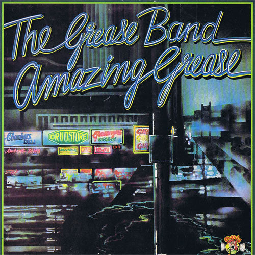 The Grease Band ‎– Amazing Grease