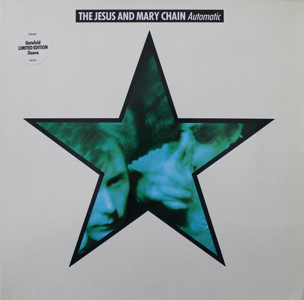The Jesus And Mary Chain ‎– Automatic