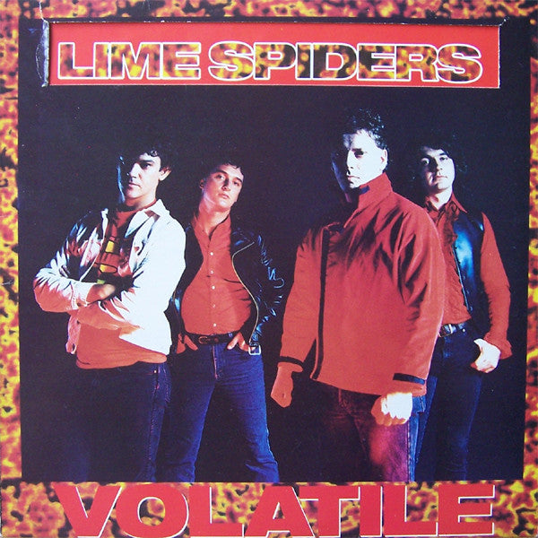 The Lime Spiders ‎– Volatile