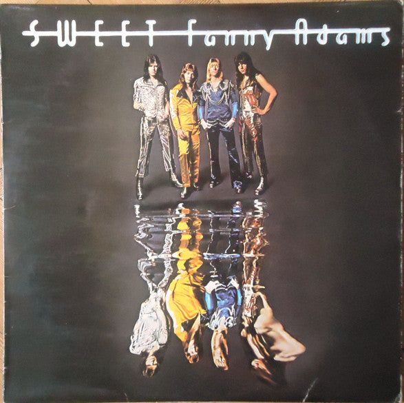 The Sweet ‎– Sweet Fanny Adams