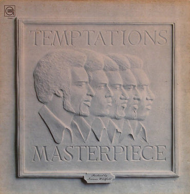 The Temptations ‎– Masterpiece