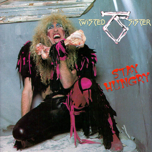 Twisted Sister ‎– Stay Hungry