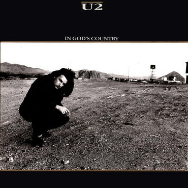 "U2 ‎– In God's Country (7"")"
