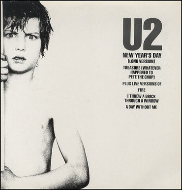 U2 ‎– New Year's Day (Long Version)