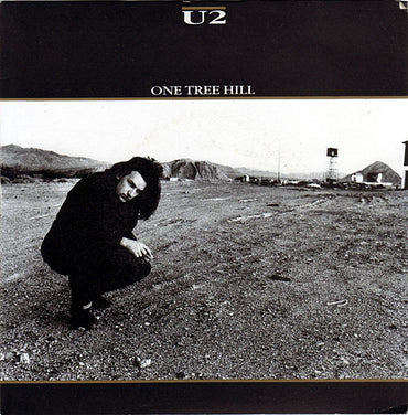 "U2 ‎– One Tree Hill (7"")"