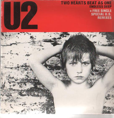 U2 ‎– Two Hearts Beat As One