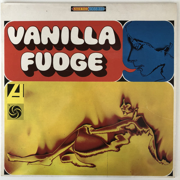 Vanilla Fudge ‎– Vanilla Fudge