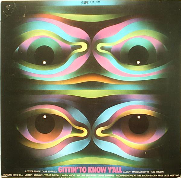 Various ‎– Gittin' To Know Y'All