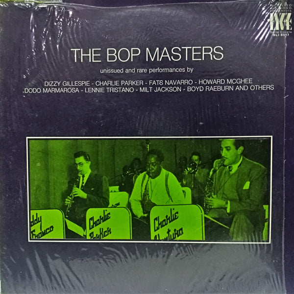 Various ‎– The Bop Masters