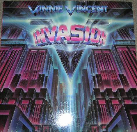 Vinnie Vincent Invasion ‎– Vinnie Vincent Invasion