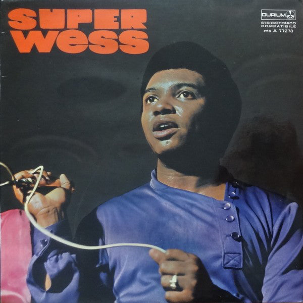 Wess E The Airedales ‎– Superwess