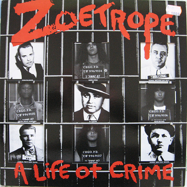 Zoetrope ‎– A Life Of Crime
