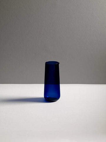 Luisa Carafe 500ml | Lyons Blue