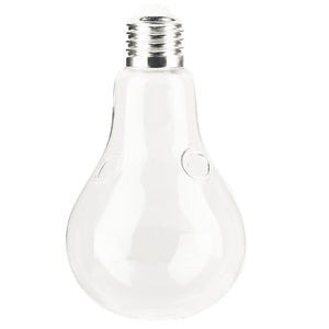 Bulb Shaped Hanging Vase