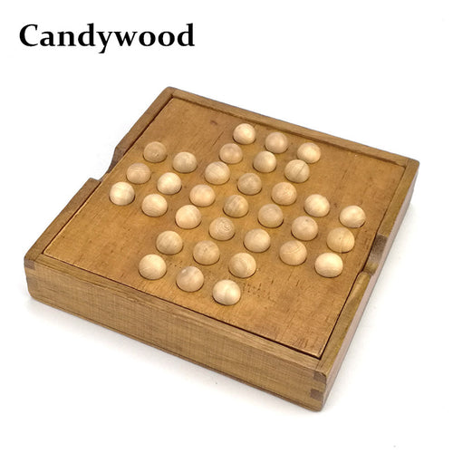 Wooden Puzzle Board Game