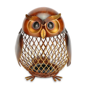 Owl Shaped Piggy Bank