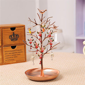Tree Jewellery Stand (four colours available)
