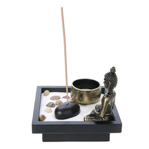 Zen Garden Sand Kit and Tea Light Holder