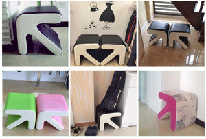 Arrow Shaped Stools