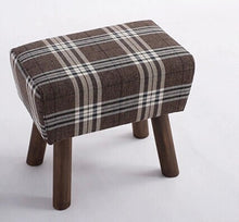 Luxury Wooden Stool (various designs)