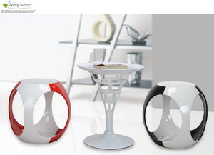 Modern Style Stool (four colours available)