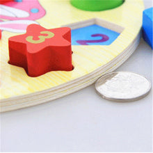 Kids Educational Clock Toy