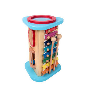 Classic Wooden Multifunctional Child Educational Toy