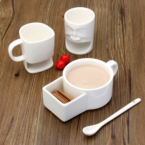 Tea and Snack Cups - three designs available