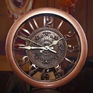 Reloj de Pared Duvar Saati Vintage Wall Clock