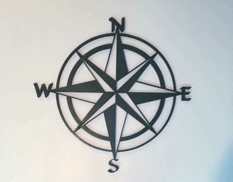 Compass Decor
