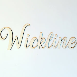 Custom for Wickline